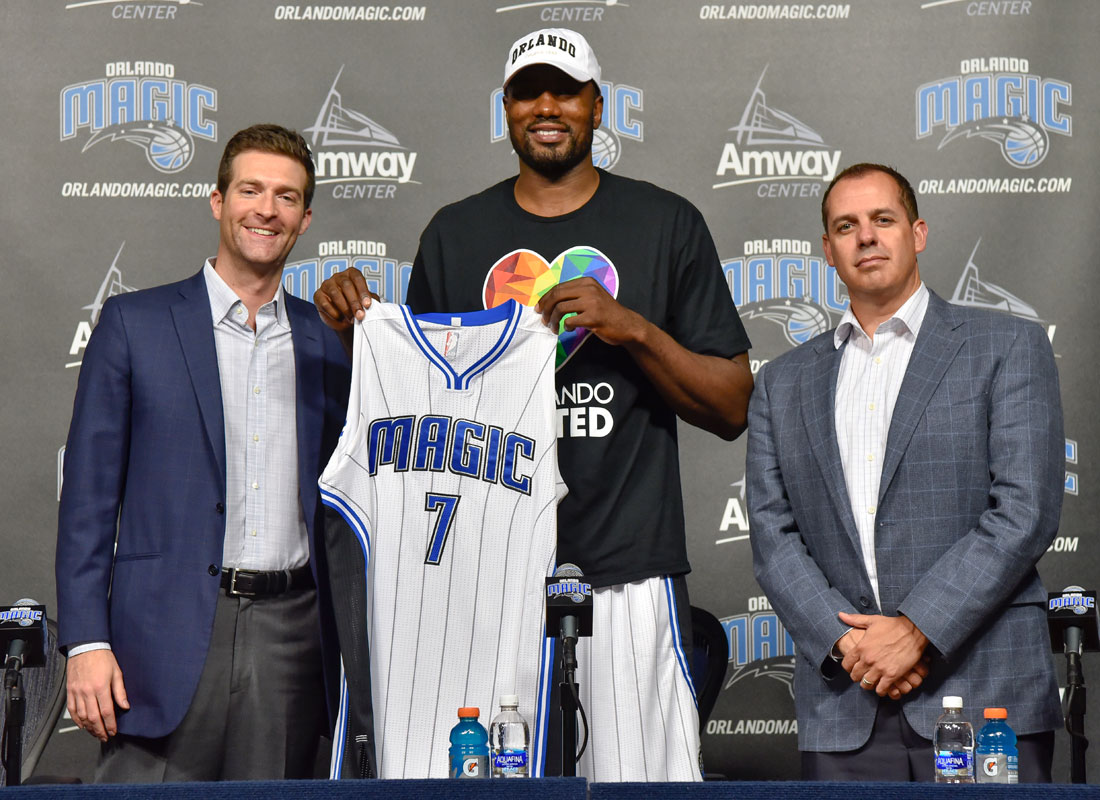 Serge Ibaka (Orlando Magic)