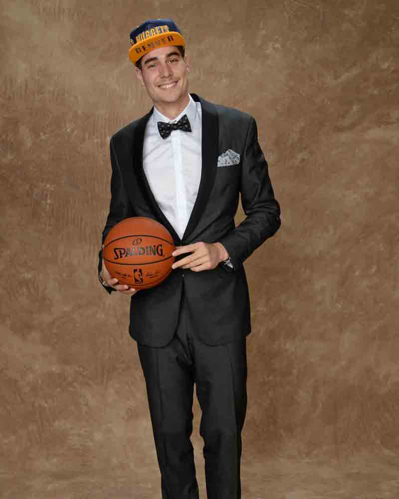 15. Pick: Juan Hernangomez (Denver Nuggets)