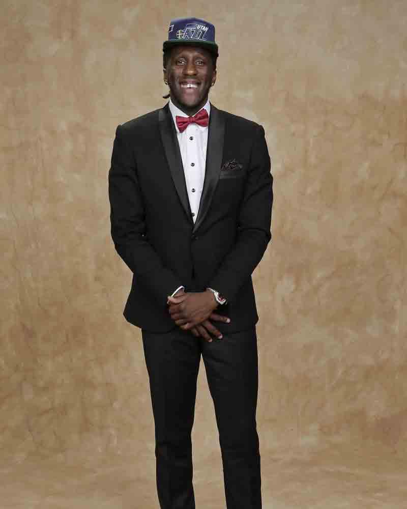 12. Pick: Taurean Prince (Utah Jazz)