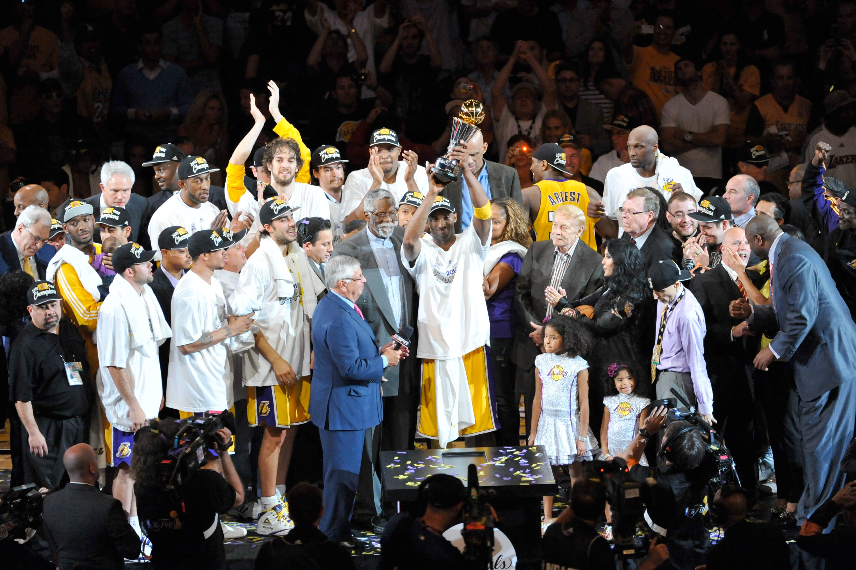 Los Angeles Lakers, 2010