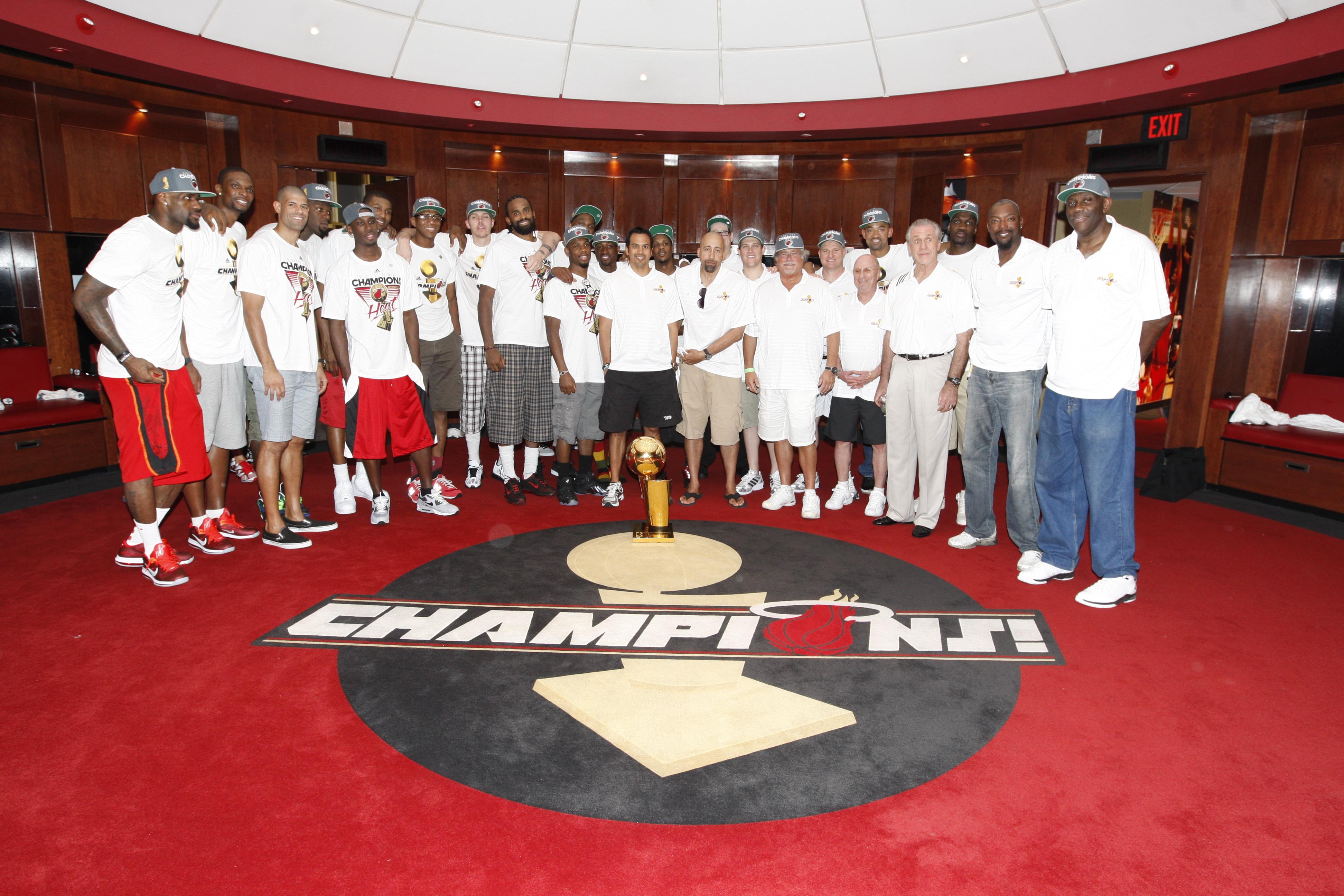 Miami Heat, 2012
