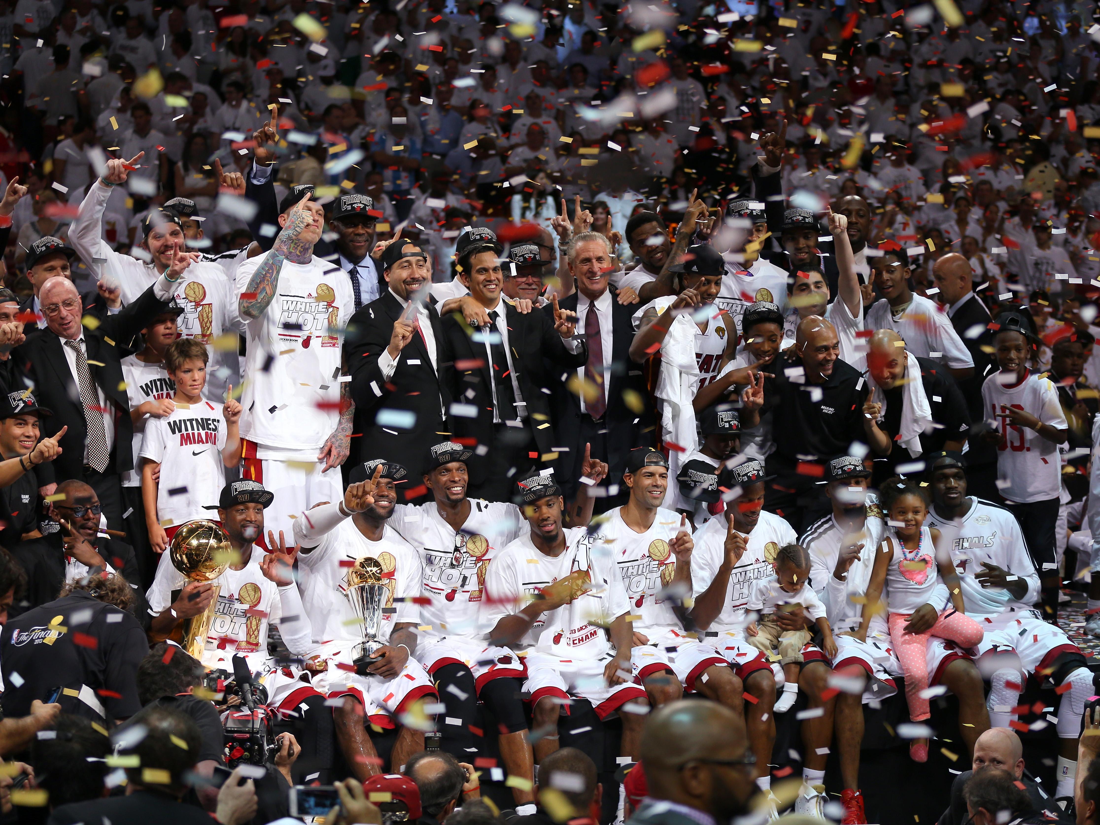 Miami Heat, 2013