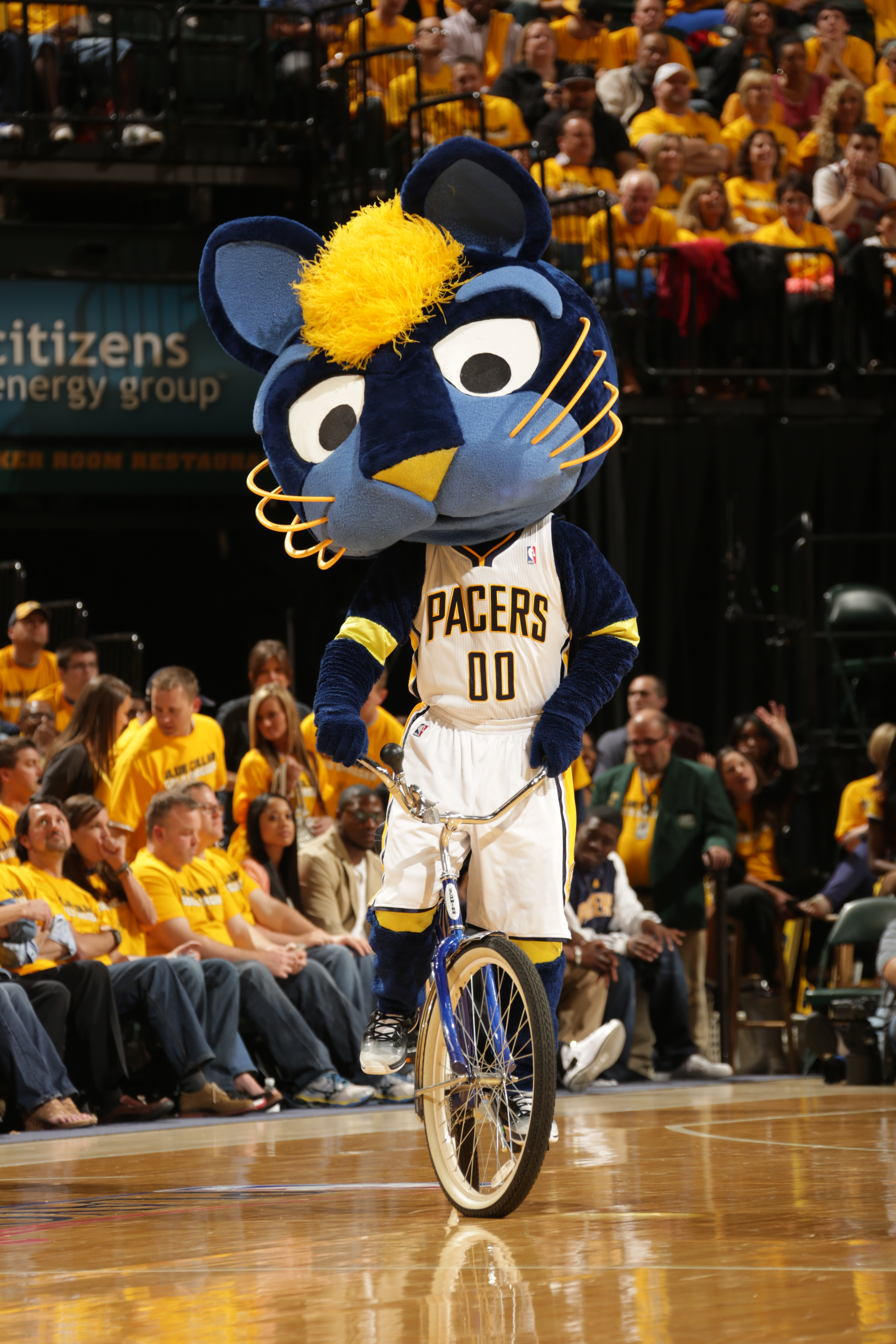 Boomer (Indiana Pacers)
