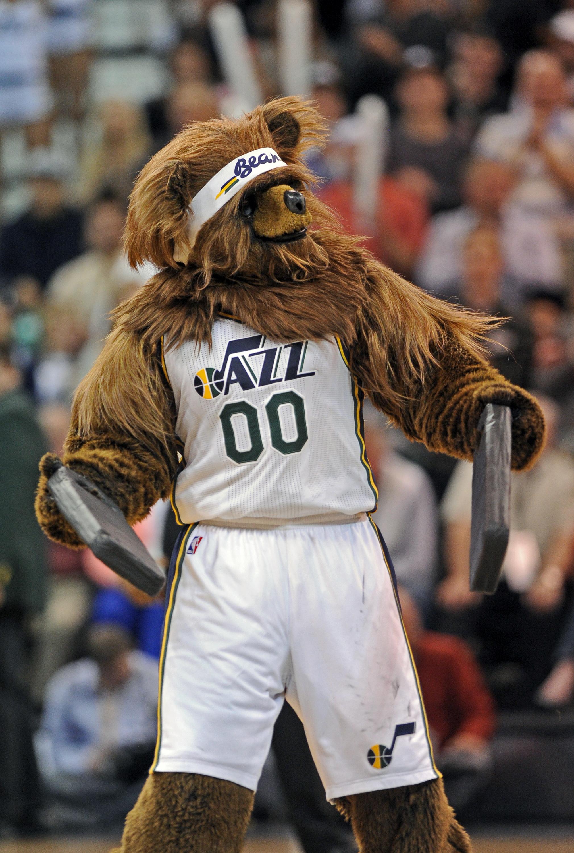 Jazz Bear (Utah Jazz)
