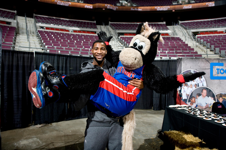 Hooper (Detroit Pistons)