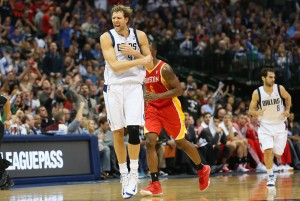 Dirk Nowitzki liegt nun auf Platz 15 der erfolgreichsten NBA-Scorer aller Zeiten.