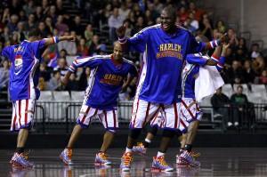 Spiel, Spaß und Basketball – dafür stehen die Harlem Globetrotters.