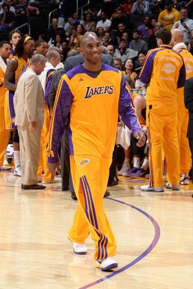 Kobe zurück im Training