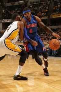 """Mit 30 Punkten führte """"J-Smoove"""" seine Pistons zum Auswärtserfolg."""