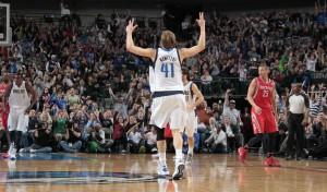 Wieder All Star: Dirk ist in New Orleans dabei!
