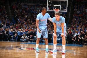 Können sich immer mehr auf ihre Teamkollegen verlassen: Chris Paul und Blake Griffin.