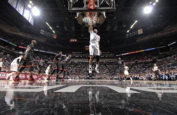 Oldie Tim Duncan führte die Spurs zu einem süßen Sieg über die Heat.