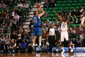Dirk Nowitzki klopft an die Tür der zehn besten Scorer der NBA-Geschichte.