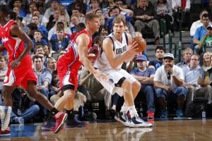 Die Niederlage gegen die Clippers tat Dirk Nowitzki und seinen Mavs weh.