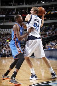 Durant vs. Nowitzki: Werden wir dieses Duell auch in den Playoffs sehen?