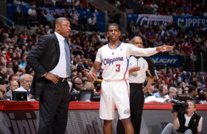 Chris Paul Doc Rivers