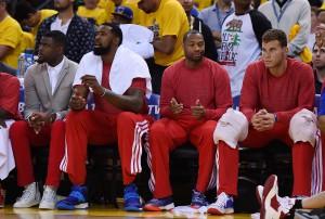 Die Clippers-Spieler weigerten sich die Warmups mit dem Franchise-Namen zu tragen.