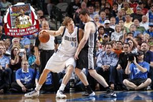 Können Dirk und Co. die Spurs in den Playoffs schlagen?