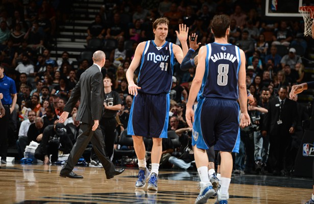Dallas Mavericks v San Antonio Spurs - Game Two