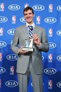 Most Improved Player 2014: Goran Dragic (Phoenix Suns).