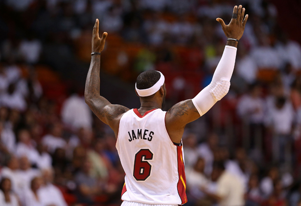 Charlotte Bobcats v Miami Heat - Game Two