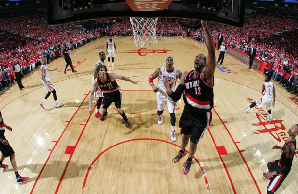 Portland Trail Blazers v Houston Rockets - Game One