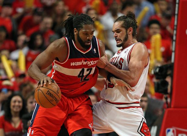 Washington Wizards v Chicago Bulls - Game One