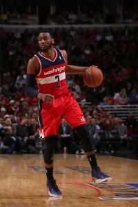John Wall führte seine Wizards ins Conference-Halbfinale.