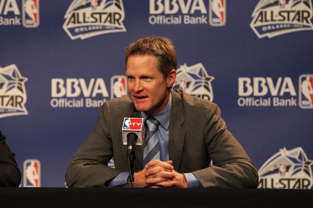 Steve Kerr hat sich gegen Phil Jackson und die Knicks und für die Warriors entschieden.