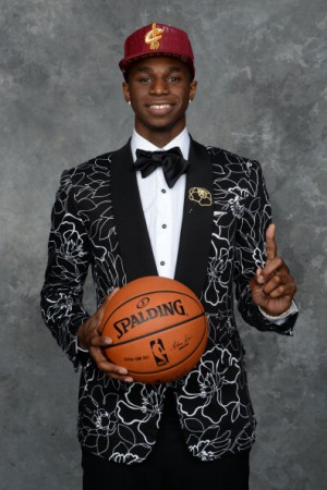 Top-Pick 2014: Small Forward Andrew Wiggins.