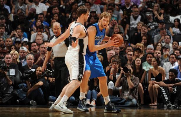 Dallas Mavericks v San Antonio Spurs - Game Seven