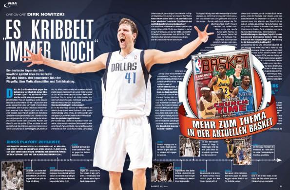 BAS_0614_18-19_NBA Interview Dirk Nowitzki