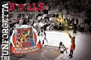 Die legendärste Playoffserie aller Zeiten: Utah vs. Chicago 1998.