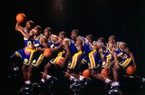 Tim Hardaway (Golden State Warriors)