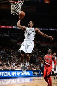 Kawhi Leonard (San Antonio Spurs)