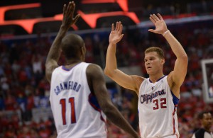 Oklahoma City Thunder v Los Angeles Clippers - Game Six