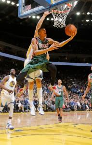 Giannis Antetokounmpo (Milwaukee Bucks)