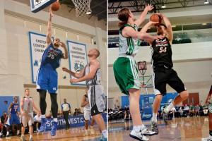 Tim Ohlbrecht (Detroit Pistons) und Danilo Barthel (Miami Heat) feierten bisher solide Auftritte in der Summer League.