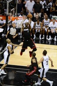 Chris Bosh soll in der Heat-Offense eine größere Rolle spielen.