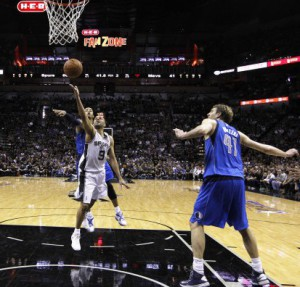 Dallas Mavericks v San Antonio Spurs - Game Seven