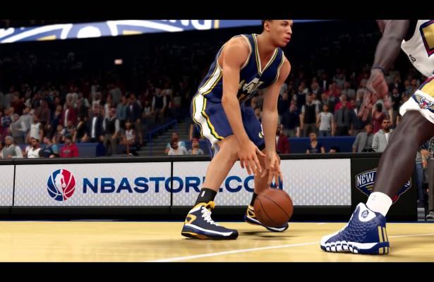 Trailer zum neuen NBA 2K15