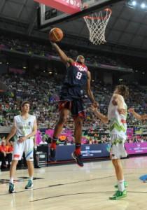 Slovenia v USA - Quarter-Finals