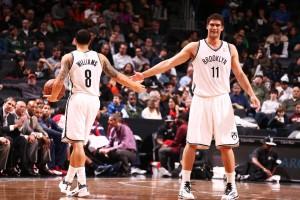 Deron Williams und Brook Lopez sind die beiden Hoffnungsträger der Nets. (Foto/Titelbild: Getty Images)
