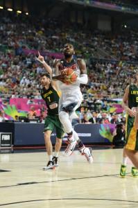 Kyrie Irving avancierte zum besten Scorer der Partie. (Foto: Getty Images)