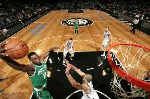 Jeff Green kam beim Sieg der Celtics auf 14 Punkte und sechs Rebounds. (Foto: Getty Images)
