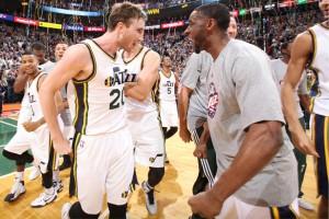 Gordon Hayward zeigte sich eiskalt gegen die Cleveland Cavaliers. (Foto: Getty Images)