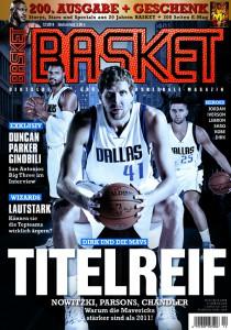 Mehr über Dirk und seine Karriere gibt es in der aktuellen BASKET 12/2014.