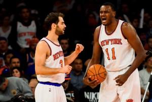 Es läuft nicht bei den New York Knicks … (alle Bilder: Getty Images)