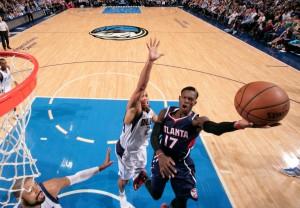Schröder überzeugte auch beim dritten Start in seiner NBA-Karriere. (Foto: Getty Images)