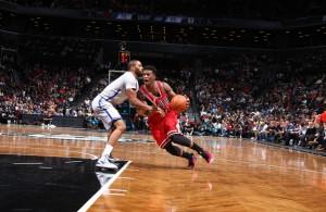 Jimmy Butler führt die Bulls mit 21,9 Punkten pro Partie an. (Foto: Getty Images)